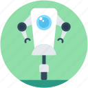 bionic robot, robot machine, technology, character robot, cyborg