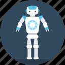 monitor robot, character robot, humanoid robot, robotic technology, robot monster