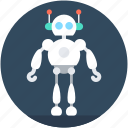 character robot, game robot, robot, robotic machine, robotics