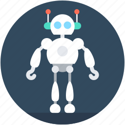 character robot, game robot, robot, robotic machine, robotics icon