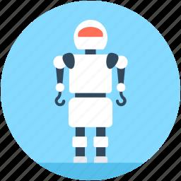advanced technology, character robot, nasa robot, robot monster, technology icon