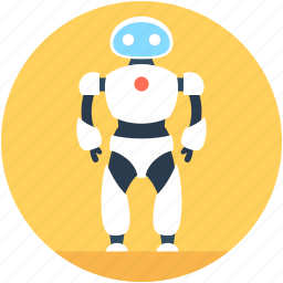 character robot, monitor robot, robot monster, robotic technology, spherical robot icon