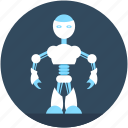 advanced technology, character robot, cyborg, robotics, technology