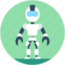 advanced technology, bender robot, bionic robot, cyborg, spherical robot