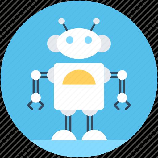 character robot, monitor robot, robot monster, robotic technology, spherical robot icon
