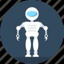 costume robot, humanoid robot, military robot, rolling robots, walk robot