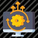 platform, development, coding, programming icon