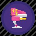 machine, mech, missile, robbot icon