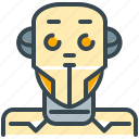 robot, android, cyborg, machine, robotics, technology