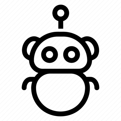 ecommerce, friendly, payment, robo, robot icon