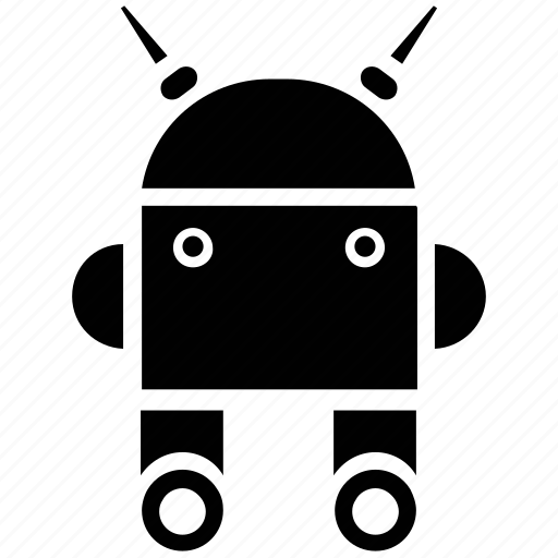 Advanced technology, android, bionic robot, cyborg, mobile robot icon - Download on Iconfinder