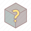 dice, random, roleplay, tabletop game icon