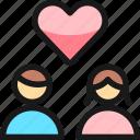 couple, man, woman