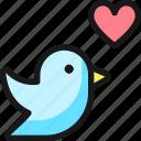 love, bird