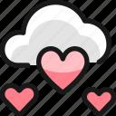 love, cloud