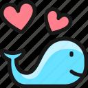 love, whale