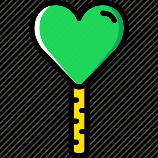 lifestyle, lollipop, love, romance icon