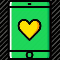 lifestyle, love, message, romance icon