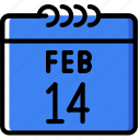 calendar, lifestyle, love, romance icon