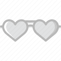 glasses, lifestyle, love, romance icon