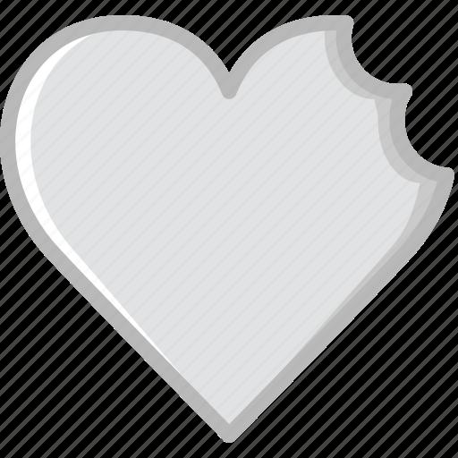 broken, heart, lifestyle, love, romance icon