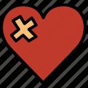 broken, heart, lifestyle, love, romance