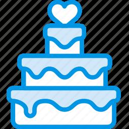 cake, lifestyle, love, romance icon
