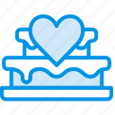 cake, lifestyle, love, romance icon