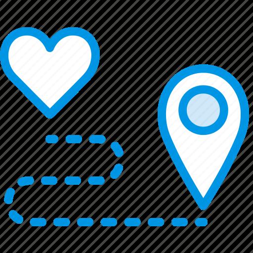 find, lifestyle, love, romance icon