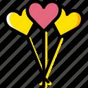 balloons, lifestyle, love, romance