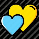 heart, lifestyle, love, romance icon
