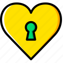 heart, lifestyle, locked, love, romance