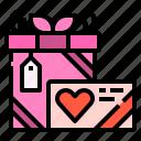 box, discount, gift, present