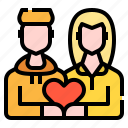 avatar, couple, love, man, wedding, woman