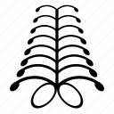 adinkra, aya, defiance, fern, roselution icon