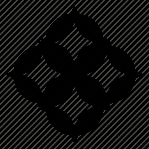 adinkra, eban, fence, protection, roselution icon
