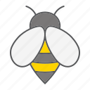 bee, bumble, buzz, fly, honey, insect