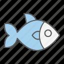 fish, food, restaurant, sea, seafood