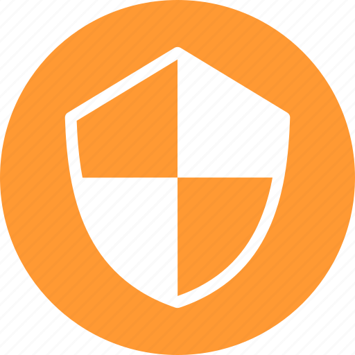 Firewall, hack proof, protection, safe, secure, yellow icon - Download on Iconfinder