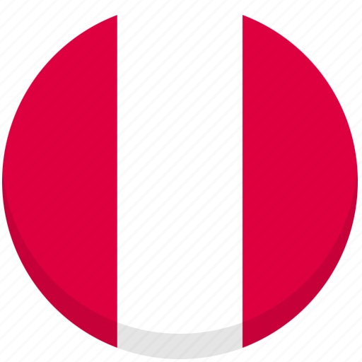 round flag by iconmama