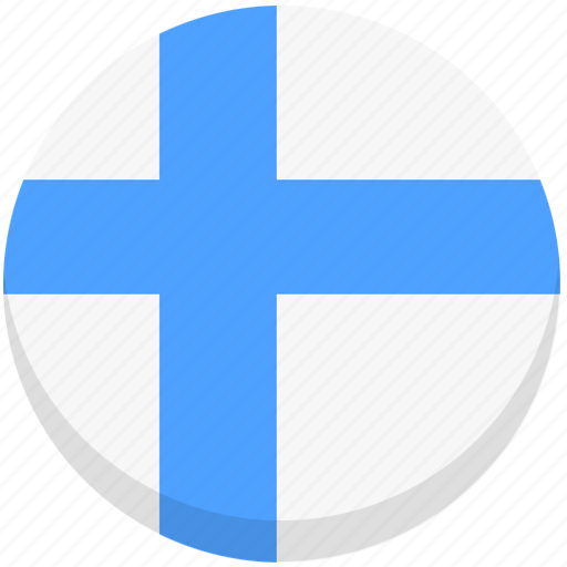 county, finland, flag, national icon