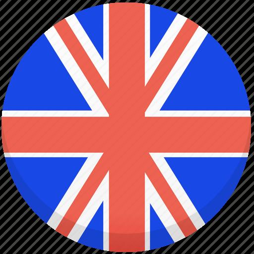 county, flag, national, uk, united kingdom icon