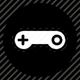 controller, game, round icon