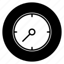 circle, countdown, round, time, timer icon