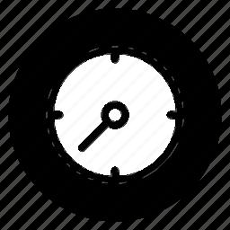 countdown, round icon