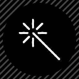 editing, enhance, round icon