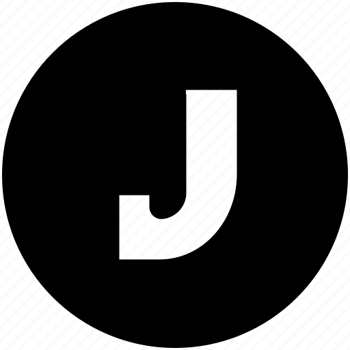 alphabet, child, j, kid, latin, letter icon