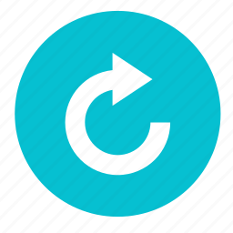 arrow, direction, reload, rotate, round, sync icon