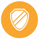 lock, password, protection, round, safe, secure, shield icon