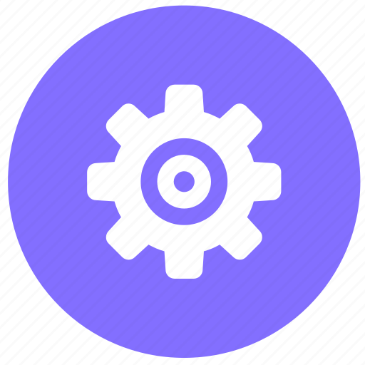 gear, options, preferences, round, settings, tools icon